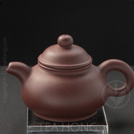 Yixing teapot traditional form: Pan-hu