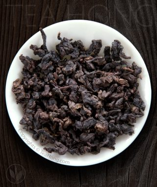 Tieguanyin Deep Brown 2010