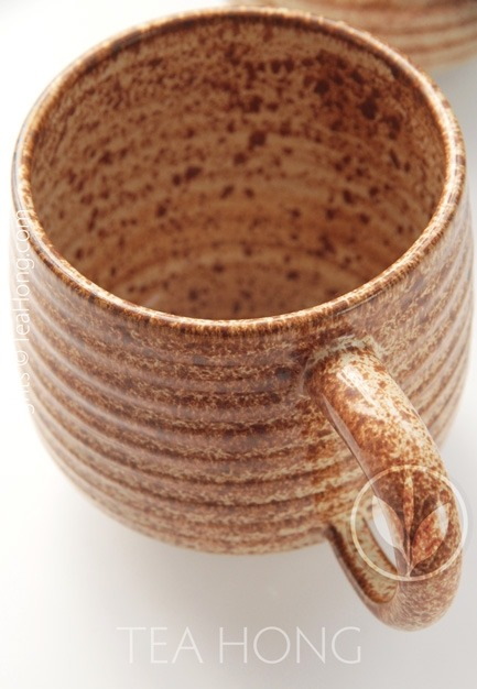 Coil-built Mug