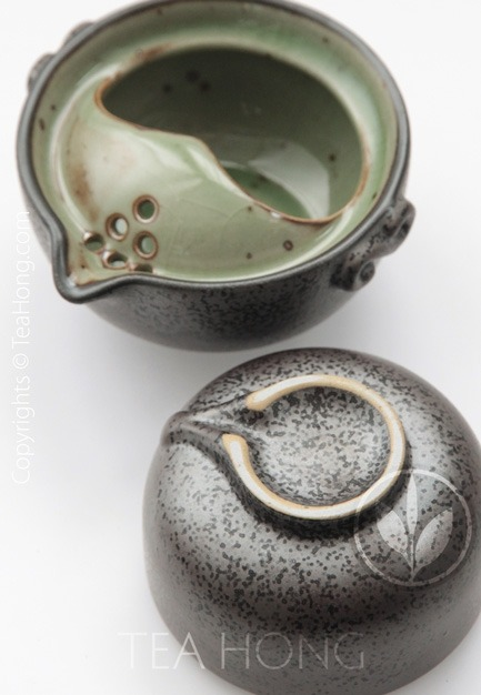 Tea-for-one (Crystal Green)