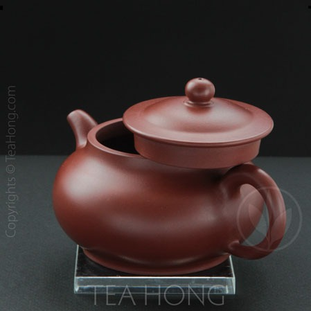 shi xiao ma: fanggu da hong pao, 3 quarter back view