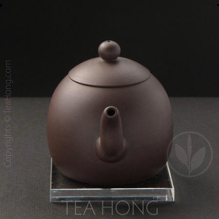 zhang zun: dragon egg, front view