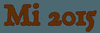 Organic black tea Mi 2015