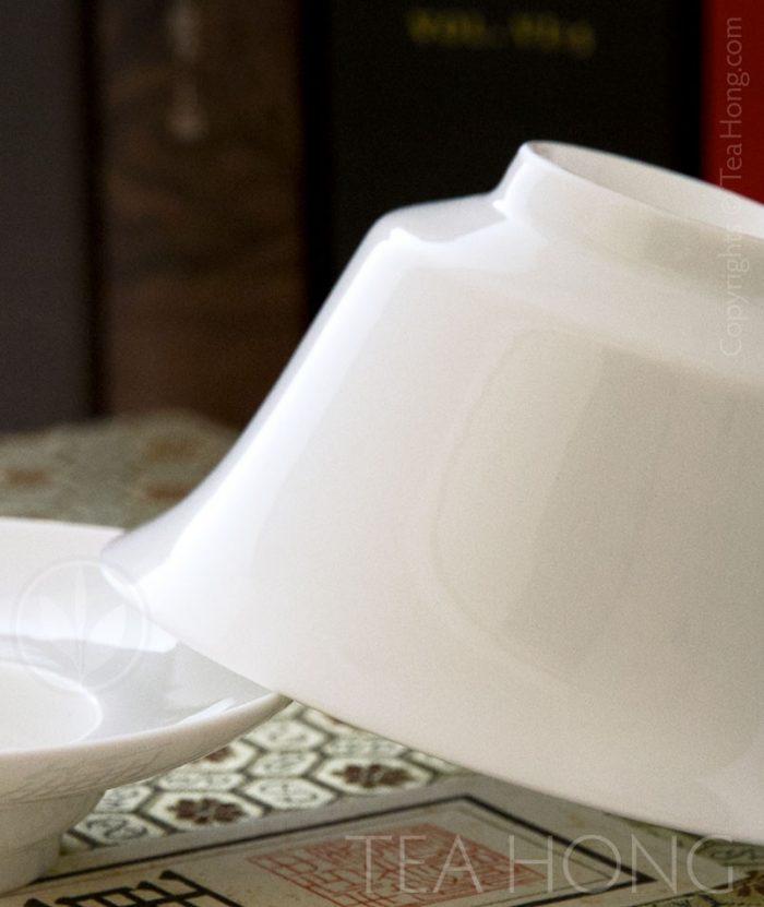 Classic White Utility Gaiwan 150