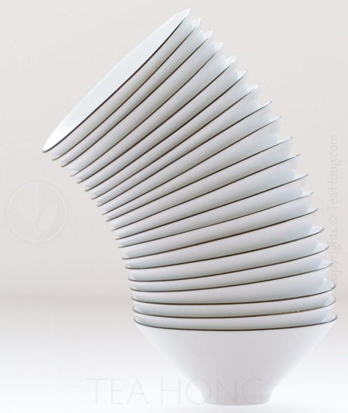Jianzi Lampshade x 2