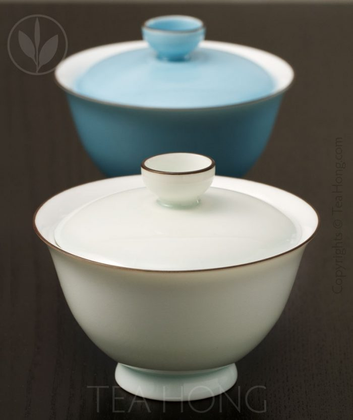 Jianzi Tall Foot 150ml Gaiwan is an indispensable tea tool