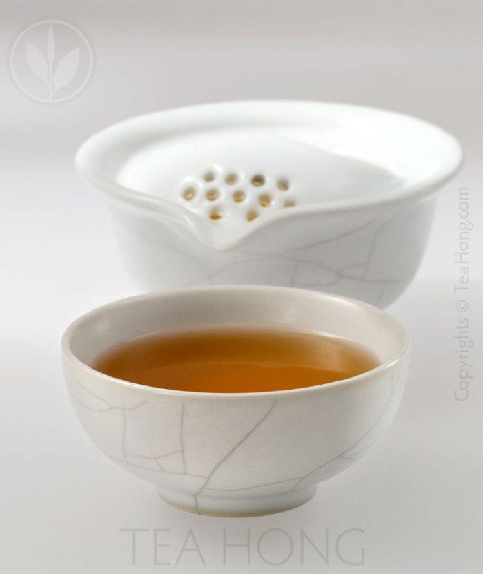 Tea-for-one: White Ruyao