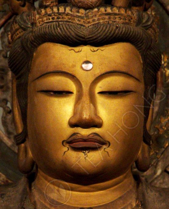 Anchoring the Elusive Iron Buddha