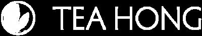 Tea Hong logo reverse duo tone