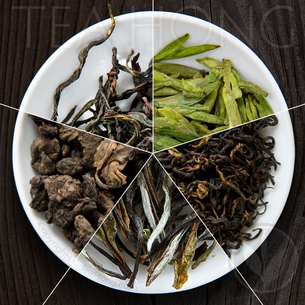 Tea Hong Tea Category Selector