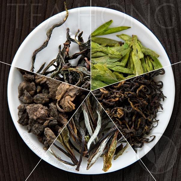 Tea Hong Tea Category Selector