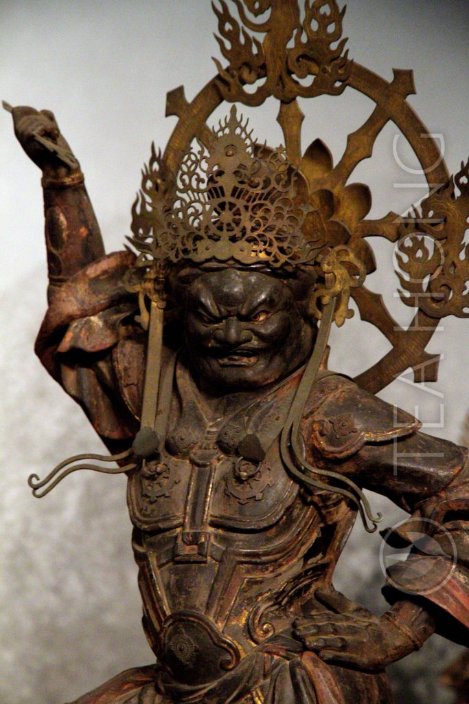 Guardian God of Thunder — Museum of Tokyo