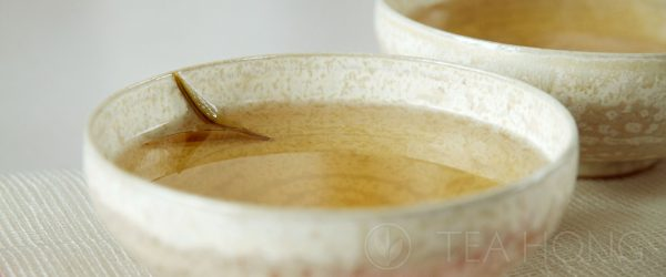 Nice cup of white tea