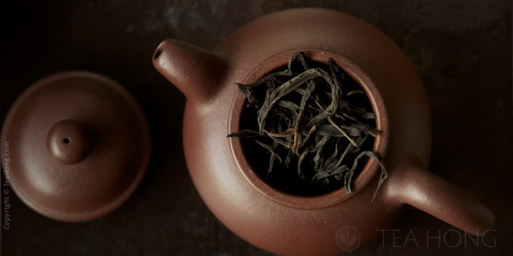 Tea Hong: Oolongs