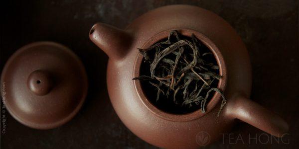 Tea Hong: Oolongs