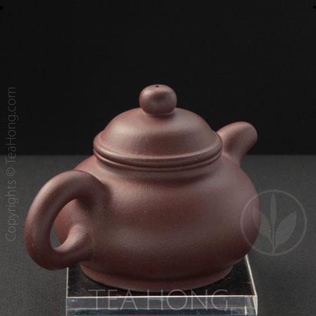 a Panhu Yixing teapot