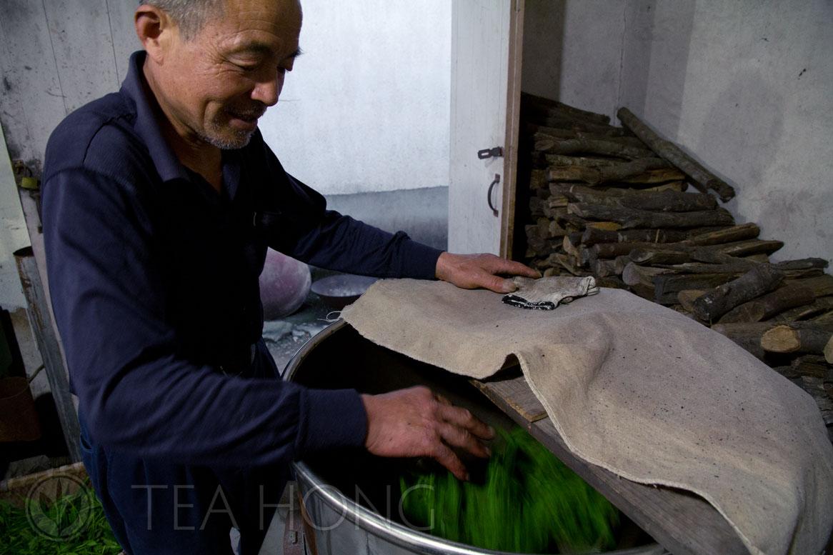 Sha Qing — Killing of the Greens