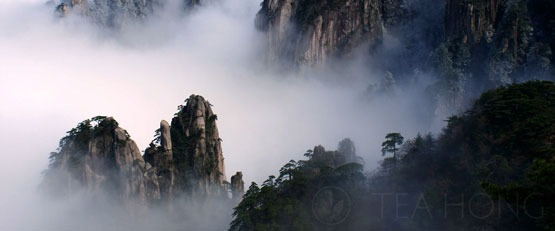 Huangshan/ Anhui region