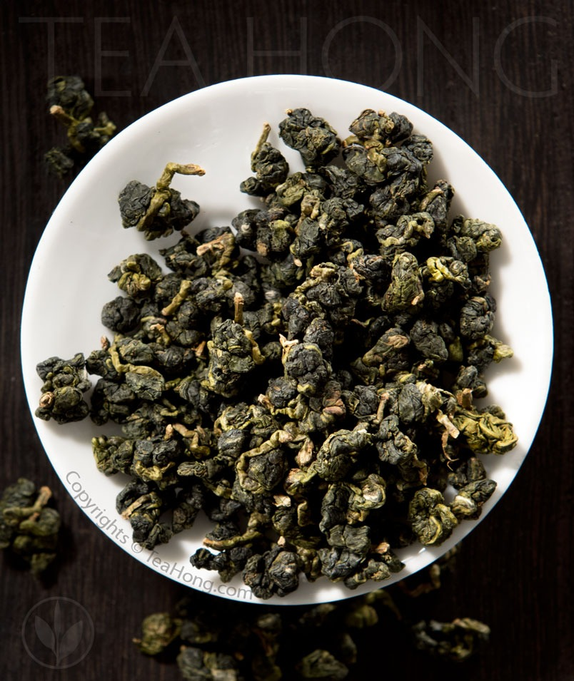 Cold Dew Alishan Oolong