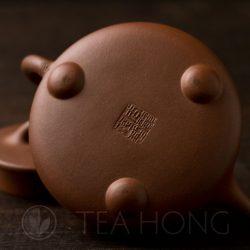 Zhou Li Ping: Shi Piao   Yixing teapot — bottom view