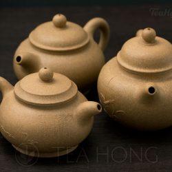 Yixing Factory One: Duan-ni with Applique