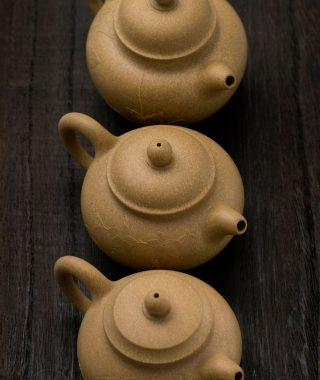 Yixing teapot — Factory One Duan-ni