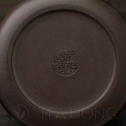 Yixing teapot — Wu Min: Bamboo Shi-piao bottom