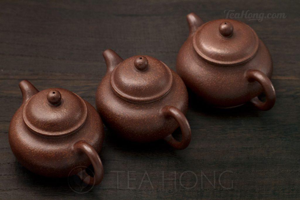 Yixing teapot — Yang Li Ya: Zijinsha