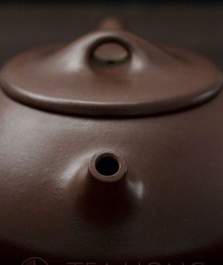 Yixing teapot — Yao Ling Xiang: Stone Ladle, front view