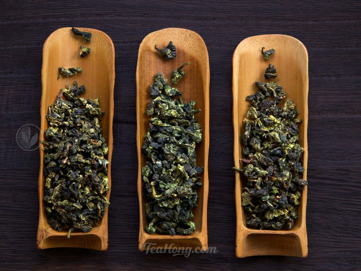 How to Read a Tieguanyin Tea Leaf?