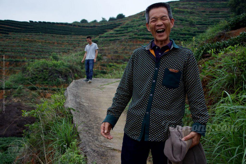 A visit to the Wang's family traditional Tieguanyin farm in Xiping, Anxi, Fujian