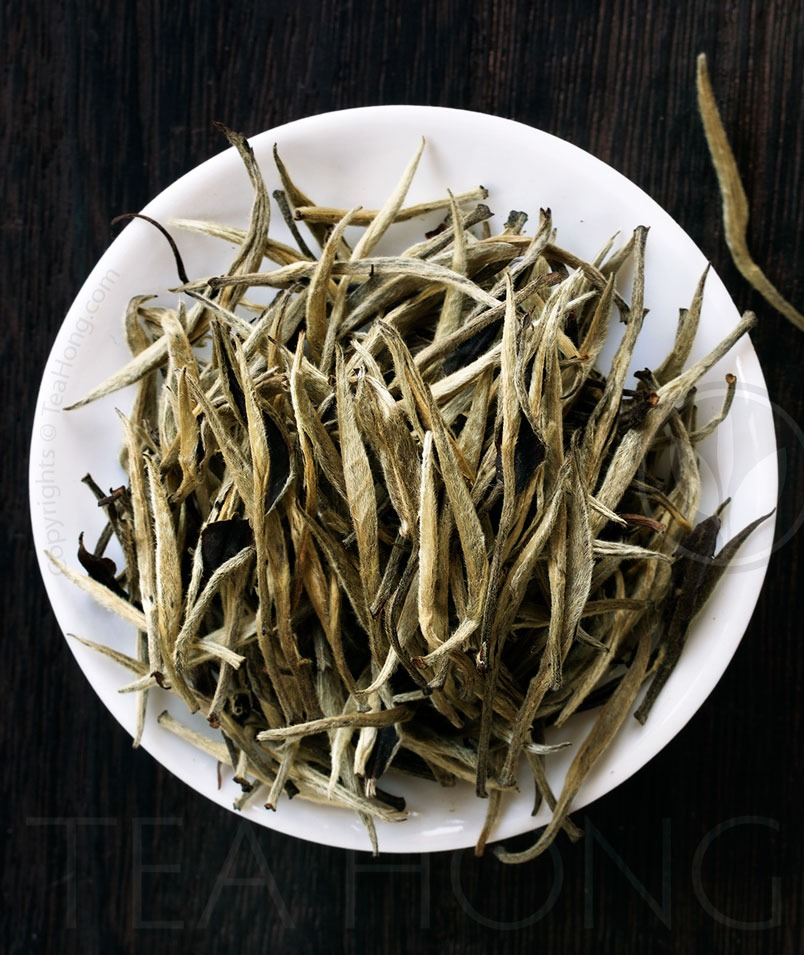 Matured White Tea: King Silver