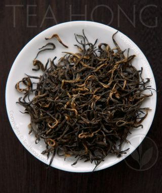 Tea Hong: Black Tea: Tongmuguan One