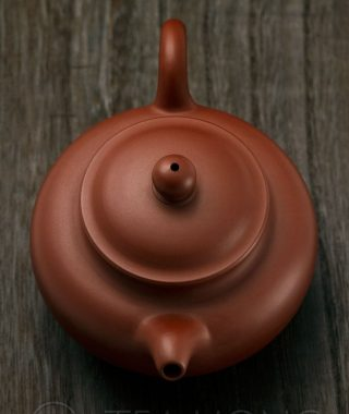Yixing teapot by Min Ya Ping — Da Hong Pao