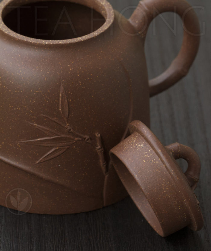 Yixing Teapot | Fan Yu Jun: Bamboo Whisper