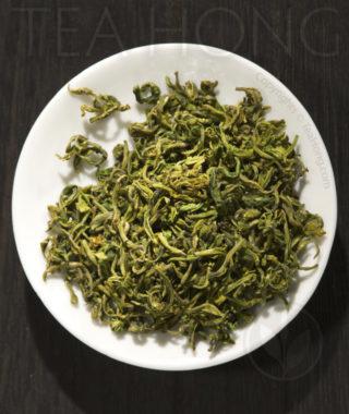 Neo yellow tea Mo Gan Yellow Snails