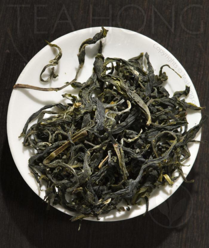 TTES 17 green tea Bai Lu