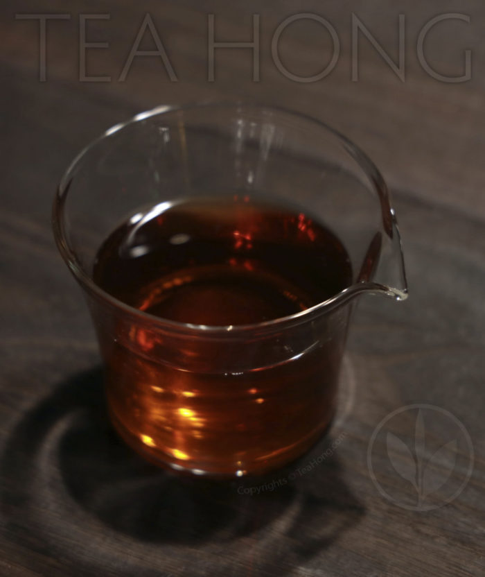 Tea Hong: Lao Tong Zhi 7548 2007, liquor