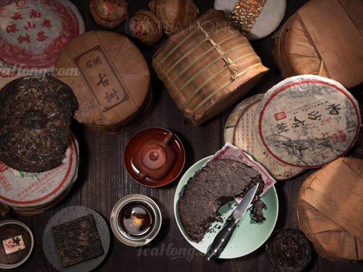 Cha Bing — Compressed Tea