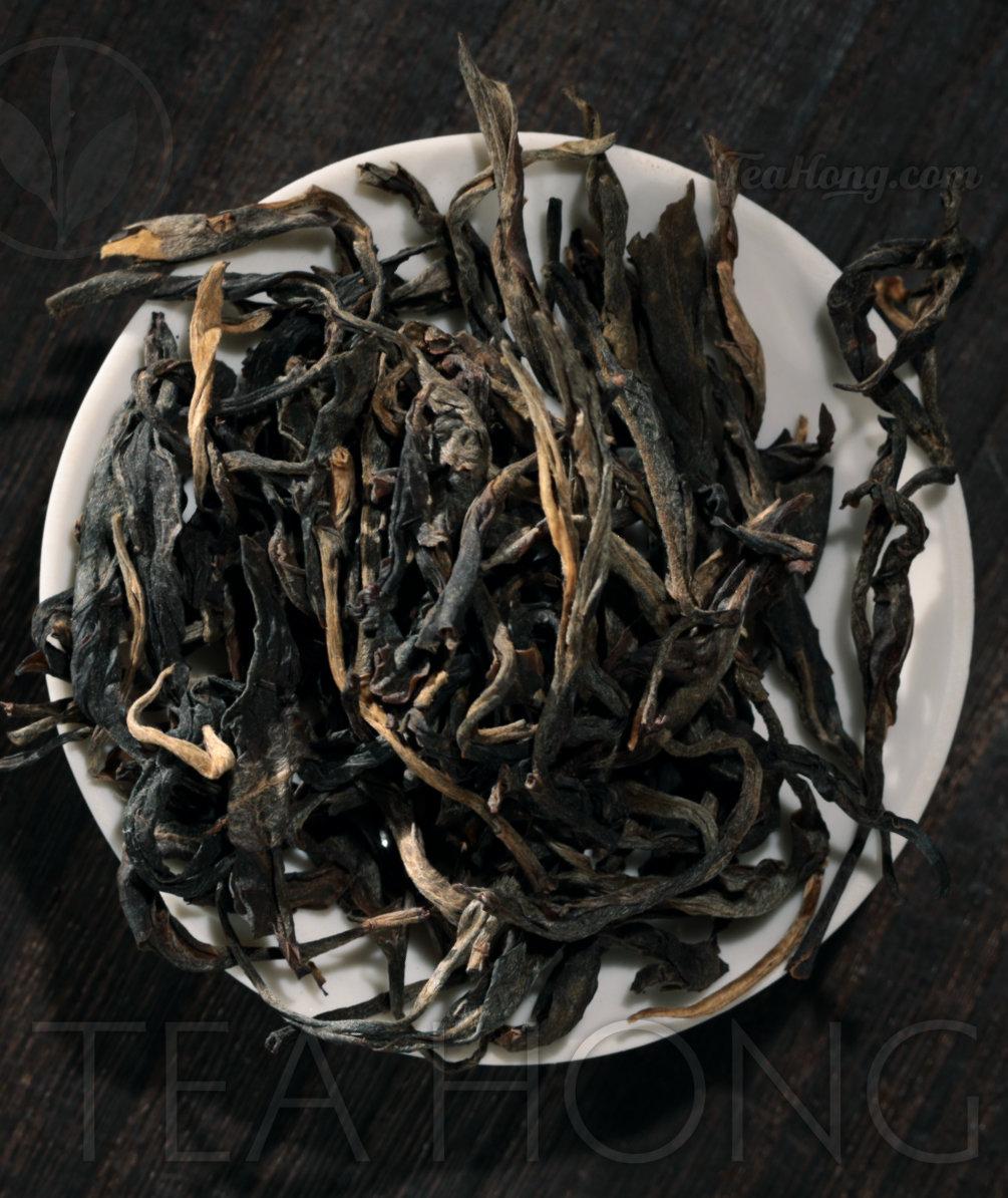 Tea Hong: Bang Xie Puer Maocha