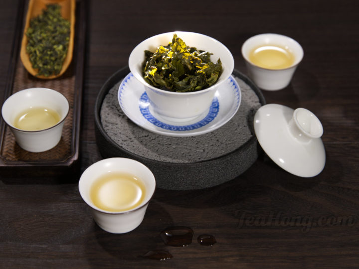 Introducing Tieguanyin Stout