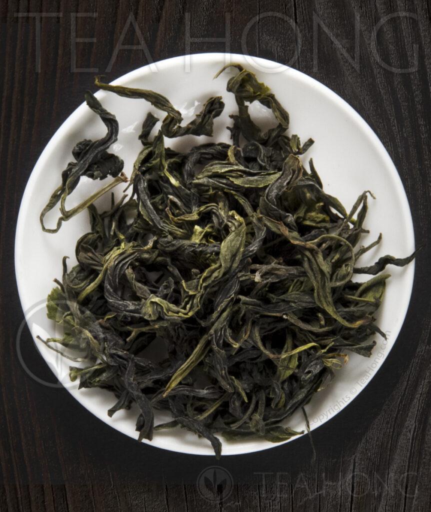 Wenshan Paochong tealeaves